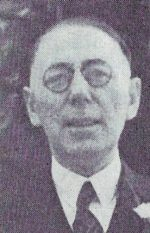 Rev George Bishop