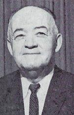 Rev Henry A Harrell