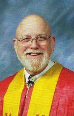Rev James McClung