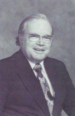 Rev Reid W Digges